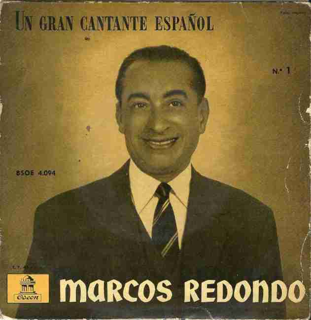Marcos Redondo-