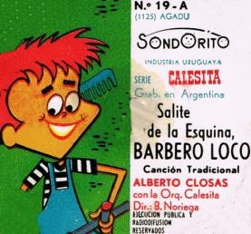 Barbero loco (ALBERTO CLOSAS)