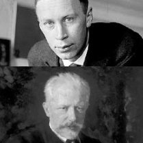 Prokofiev y Tchaikovsky