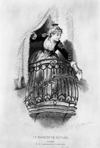 rosine_illustration_from_act_i. Pierre Augustin Caron de Beauma