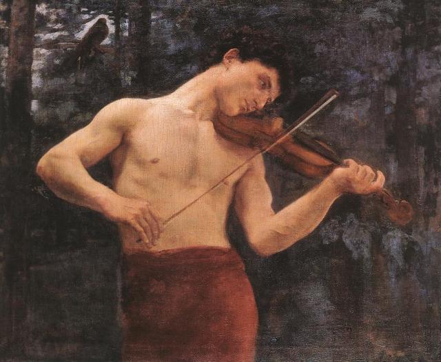 Orpheus (Károly  Ferenczy)
