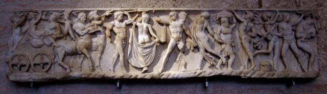Sarcophagus_Dionysos_Ariadne_Glyptothek_Munich